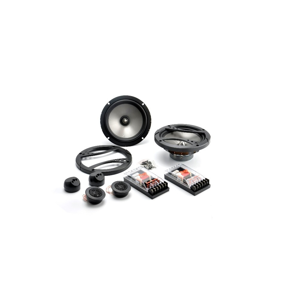 AMP £ 6.5 Hi-Fi de Áudio Alto-falantes Do Carro COMPONENTE ACÚSTICA 140 Watts 90 4 dB Ohm