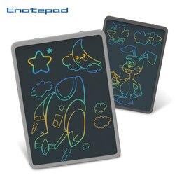 Enotepad 11 дюймов Графический чертеж планшеты стилус сенсорная детская ручка подарок игрушка работа блокнот ЖК-дисплей доска для письма электр...