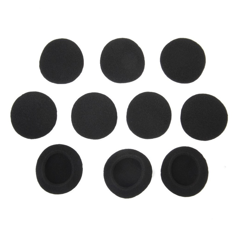 5 Pairs Of Black Replacement Ear Pads For PX100 Koss Porta Pro Headphones