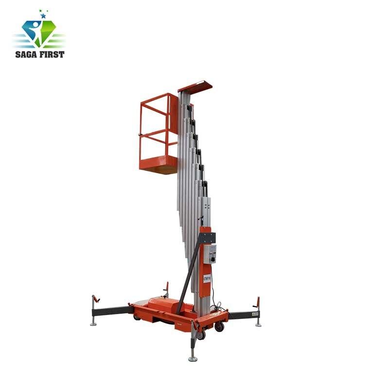 Прицеп воздушный возвышенный рабочий подъемник с платформой стол