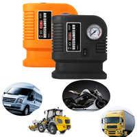 Audew Electric 300PSI 12V Mini Portable Air Compressor Pump Auto Car Tire Inflator for Auto/Motorcycle
