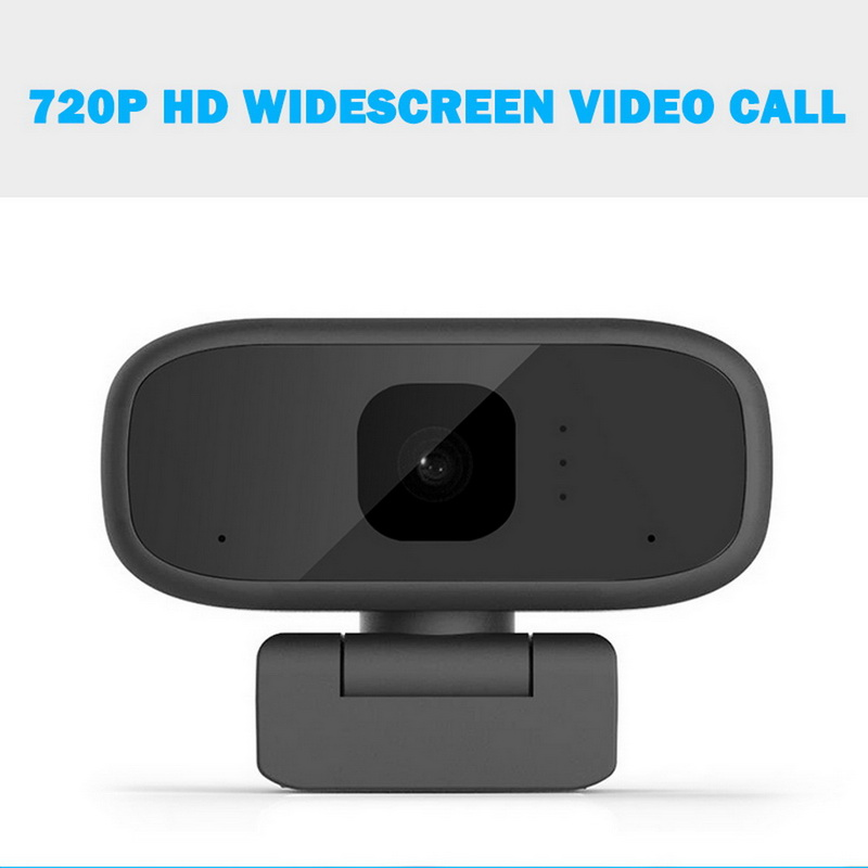 New Auto Focus HD Webcam Built-in Microphone High-end Video Call Camera Computer Peripherals Web Camera For PC Laptop