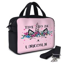Lunch Bag for Women kids Men Cooler Box Tote Canvas Insulation Package Portable  Insulated