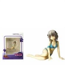 Anime High School DxD HERO Toujou Koneko Cat Sexy Girls Lingerie Ver. Giocattoli modello da collezione in PVC dipinto in scala 1/7