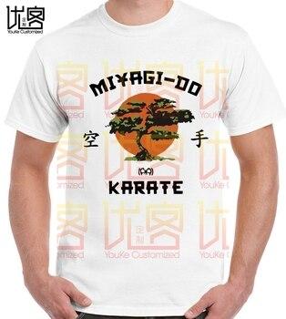 2020 nuevo verano hombres gran oferta moda MAGLIA MAGLIETTA camiseta UOMO película KARATE chico MIYAGI DO MIYAGI-DO TF0009 camiseta