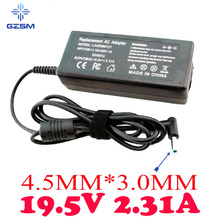 GZSM 19.5V 2.31A 45W Laptop power Supply For HP HSTNN-LA35 HSTNN-DA35 Adapter 696607-001 696694-001 PA-1450-32HJ Charger