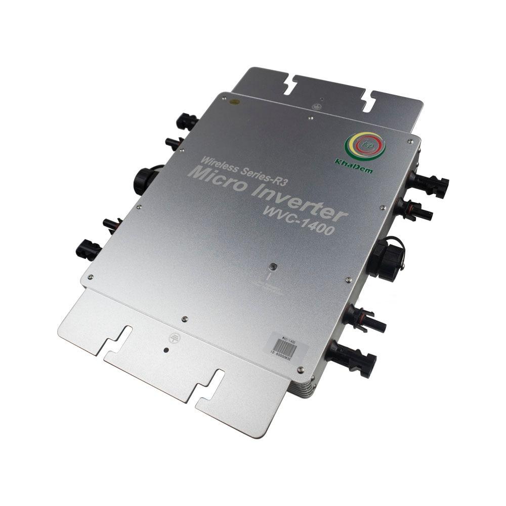WVC1400 Micro Inversor Solar MPPT ...