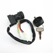 Connector-Kit Ignition LT80 Key-Switch Suzuki for Lt80/Lt/80/.. with Pins