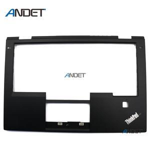 New Original for Lenovo ThinkPad X1 Yoga Palmrest Keyboard Bezel Upper Case Cover 00JT863 SB30K59264 460.04P02.0004