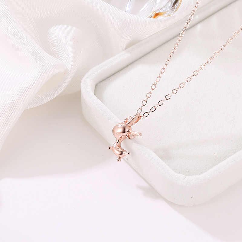 Mode Elegant Tier Halsketten für Frauen Vintage Gold Silber Farbe Halsband Halskette Kette Anhänger Charme Schmuck Freund Geschenk