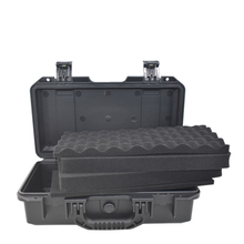 357x210x110mm ABS Sealed Waterproof Safety toolbox Equipment Instrument Case Portable Tool Box Dry Box Impact resistant cheap toohr CN(Origin) Plastic