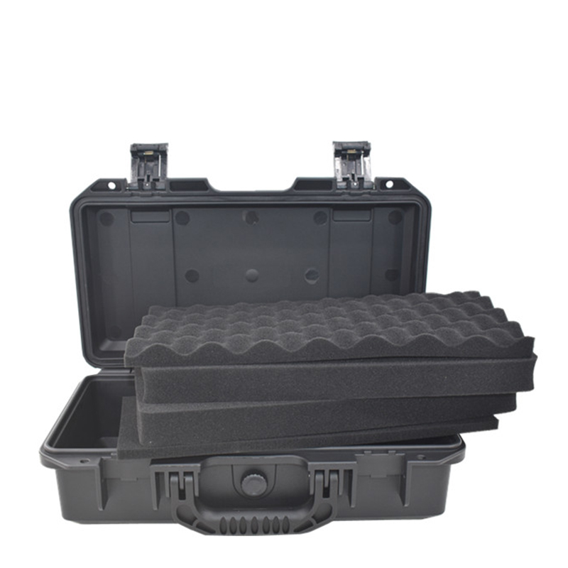 357x225x120mm ABS Sealed Waterproof Safety Toolbox Equipment Instrument Case Portable Tool Box Dry Box Impact Resistant