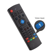 New Arrival Universal Wireless Fly Air Mouse Mini Keyboard with IE & Remote Control T3 for Android TV Box Media Player(China)