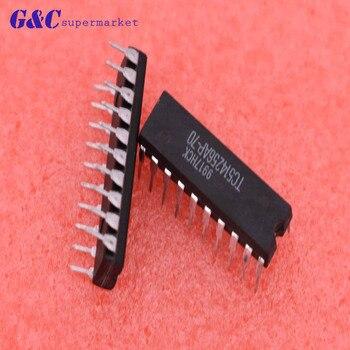 diy ic 1/5PCS TC514256AP-70 DIP 20PIN TC514256 General Purpose Dynamic RAM-512 IC diy electronics