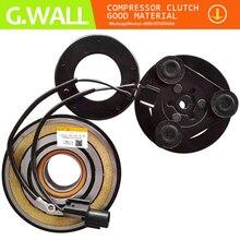 Абсолютно для компрессора кондиционера сцепления MITSUBISHI OUTLANDER Размер подшипника 355020 диаметр шкива 115 мм 6 канавок
