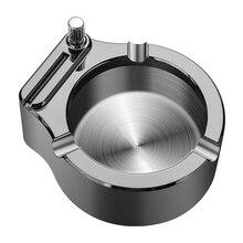 Gadget Cigar Kerosene-Lighter Flint Smoking Retro Soot-Accessories Ash-Tray Household