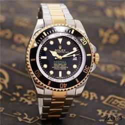 vintage carved watch man Original steel band wristwatch fashion classic designer luxury brand golden mens women watch 98
