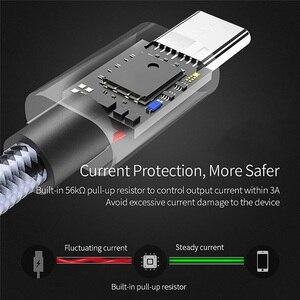 Image 2 - Câble de USB Type C Olnylo charge rapide type c USB C capable pour Samsung S10 S9 S8 xiaomi mi a2 redmi note 7 USB C câbles de téléphone portable