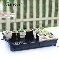 Plastic Nursery Pots Planting Succulent Seedlings Tray Kit Plant Germination Box Home and Garden Grow Box Gardening Supplies