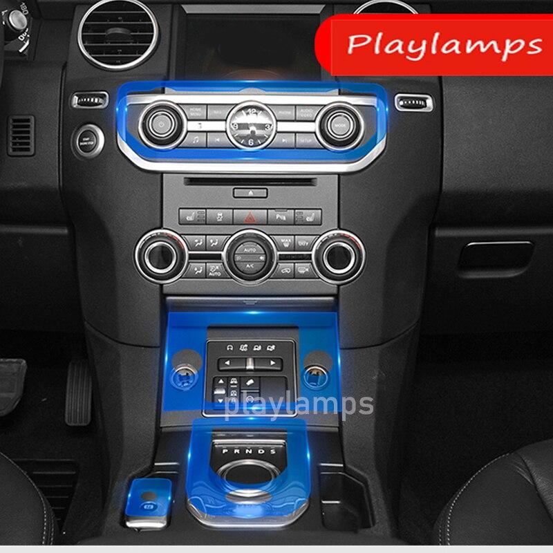 Автомобильные наклейки s для Land Rover Дискавери 4 2016 прозрачная Акция ТПУ наклейки