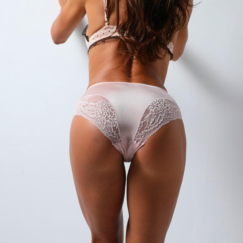 Girls In Sexy Satin Panties