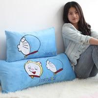 Doraemon Large Size Cushion Plush Toys Doraemon Couples Bedside Pillow Creative Birthday Gift Pillow