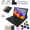 Backlit Keyboard for Samsung Galaxy Tab S7 11 inch 2020 Case T870 SM-T875 SM-T876 Leather Stand Cover Bluetooth Keyboard Cover