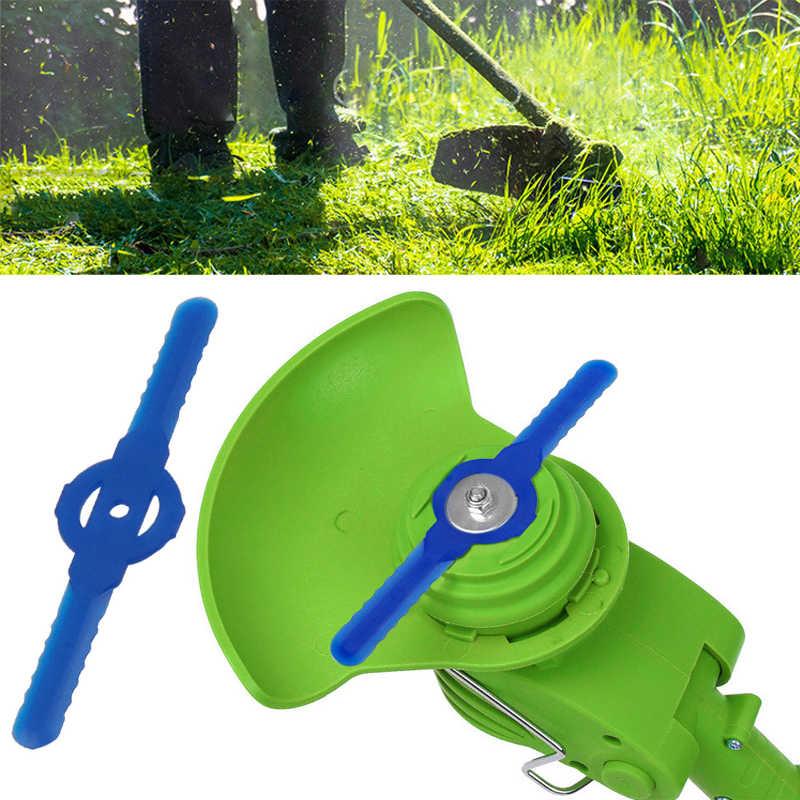 1 adet plastik e n e n e n e n e n e n e n e n e n kesme bıçakları çim makası bıçakları Fits Lawnmower e n e n e n e n e n e n e n e n e n kafa Strimmer bahçe aracı aksesuarları