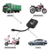 Mini GSM GPRS GPS araç takip cihazı kamyon araba evcil hayvan gerçek zamanlı izleme sistemi cihazı gps izci 59mm x 35mm x 11mm