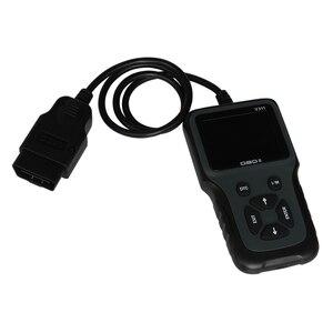 Image 3 - Leitor portátil durável do motor do carro das ferramentas diagnósticas do automóvel do obd 2 ii do varredor v311 de obd2 do display lcd da cor handheld