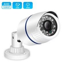 Anbiox AHD kamera analogowa 2MP 1MP wysokiej rozdzielczości nadzór podczerwieni 1080P 720P CCTV bezpieczeństwa typu Bullet zewnętrzna wodoodporna kamera