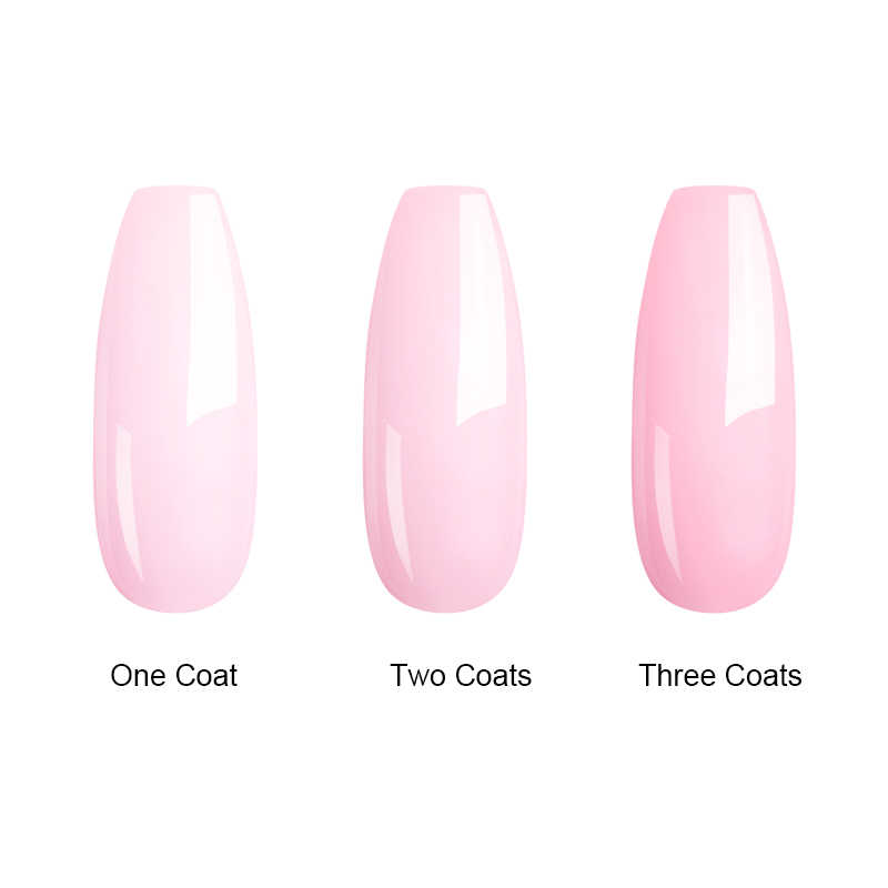 Ur Suiker 2 Stks/partij Glitter Nail Gel Polish Set Rose Roze Hybrid Color Series Semi Permanente Led Nail Lak Set pailletten Gel