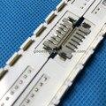 Neue kit 2 PCS 56LED 500mm Led hintergrundbeleuchtung streifen Für Sam gesungene UA40ES6100J UE40ES5500 2012SVS40 7032NNB RIGHT56 LEFT56 2D panel-in LED-Balkenleuchten aus Licht & Beleuchtung bei