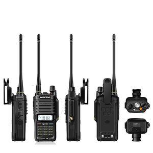 Image 3 - 2pcs Baofeng UV XR 10W גבוהה כוח IP67 עמיד למים ווקי טוקי שני רדיו דרך Dual Band כף יד לציד uv 9r uv9r בתוספת