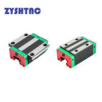 HGH20CA HGW20CC slider block HGH20 CA HGW20 CA match use HGR20 linear guide for linear rail CNC diy parts