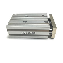 MGPM16-30A,40A,50A MGPM16-30AZ,40Z,50AZ FSQD SMC Compact Cylinder With Guide Rod MGPM Series