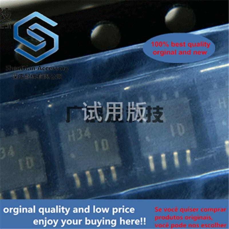 10pcs 100% Orginal New TC7WH34FU Buffer Driver IC SMD MSOP SSOP-8