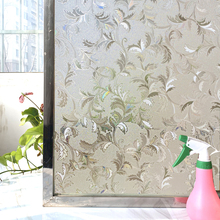 Glass-Sticker Window-Decals Decorative Self-Adhesive Stained Rainbow Privacy The-Door