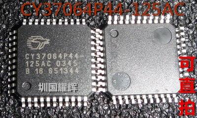 100% חדש ומקורי במלאי CY37064P44 125AC QFP 44