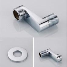 Vidric корпус из латуни смеситель для душа трубы усталость ванная комната финиш нержавеющей стали