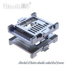 QIANLI motherboard layered double-sided test stand iPhone X Apple phone repair fixture For Motherboard
