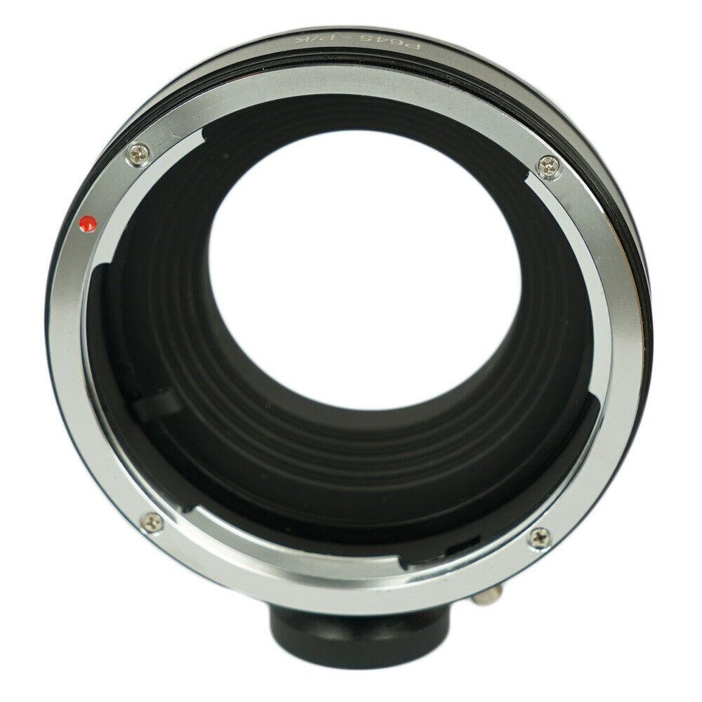 ETone pour objectif de montage Pentax 645 P645 à Pentax K PK K3 K50 K5 KS1 KS2 K7I K200D adaptateur