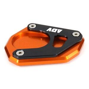 Image 2 - Misura per KTM 390 ADV Adventure 2020 2021 cavalletto cavalletto laterale ingranditore estensione ingranditore Pate Pad