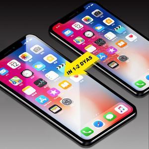 Image 5 - 1 3 adet 20D arka ekran koruyucu için iPhone 11 Pro X XR XS Max hidrojel TPU Apple 6S 7 8 artı 6P 7P 8 P arka folyo filmi
