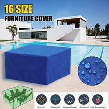 Cover Furniture-Covers Chair Garden Outdoor Sofa Table Patio Dust-Proof Rain Blue 16-Sizes