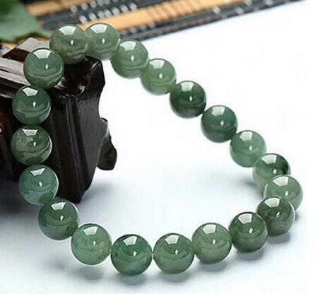 Free Shipping Certified Green 100% Natural a Jade Jadeite Bangle Bracelet