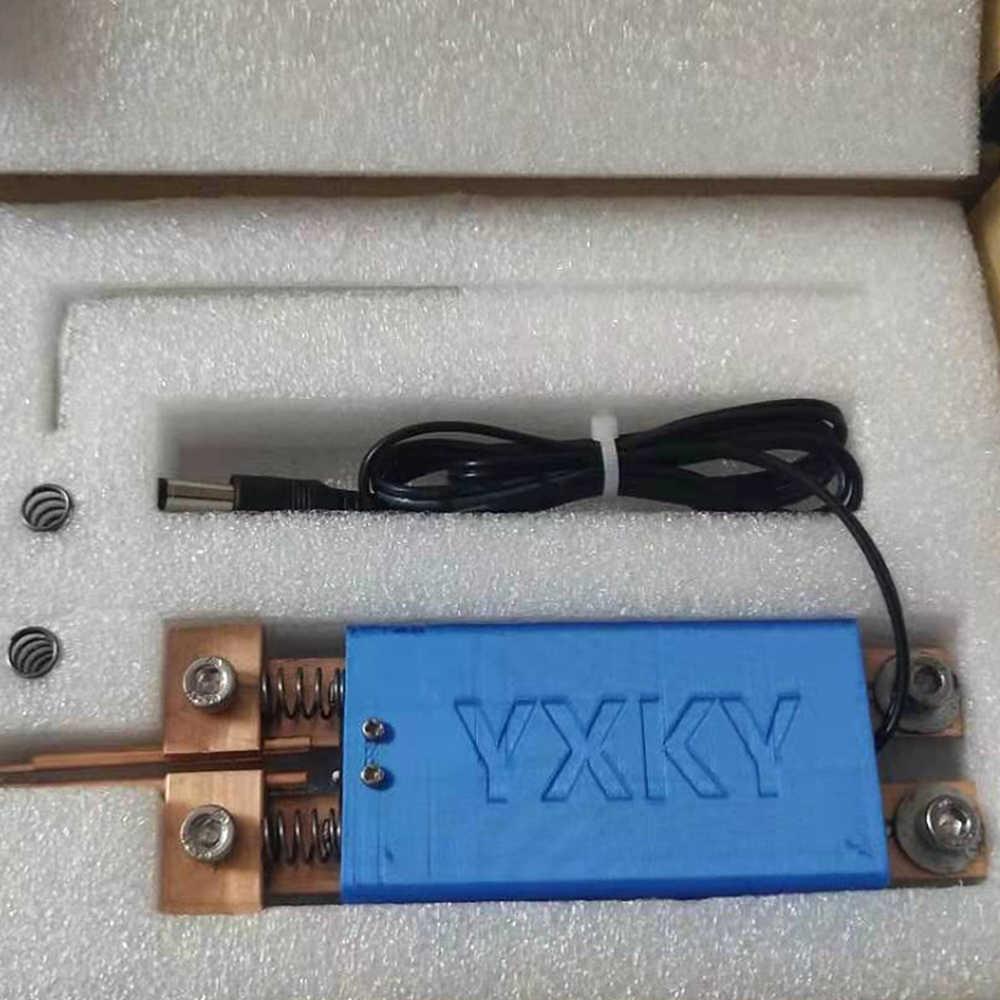 KKmoon Pluma de Soldadura por Puntos Autom/ático de Tipo Integrado M/áquina de Soldadura para Bater/ía 18650