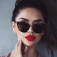 Fashion Sunglasses Women 2020 Brand Designer Vintage Luxury Brand Designer Metal Frame Classic Ladies Sun Glasses 4