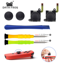 7 In 1 Replacement 3D Analog Joystick Thumb Stick For Nintend Switch Joy Con Controller Sensor Module Potentiometer Repair Tool