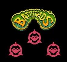 Subor 게임 플레이어 용 Battletoads 60 핀 8 비트 게임 카드